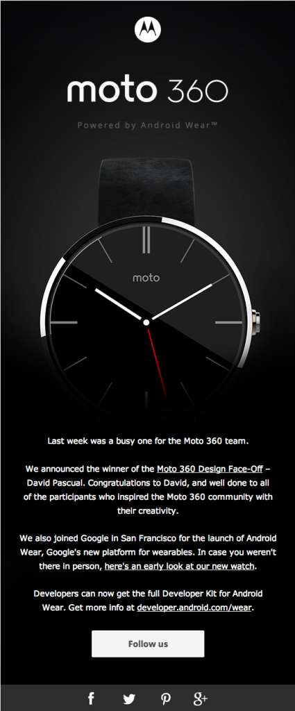 How Android Wear and Moto 360 Will Revolutionize the Smartwatch
