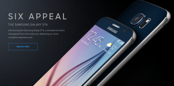 buy popular 88511 65545 Samsung Galaxy S6 and S6 Edge May Be Slightly Waterproof - Tech Void