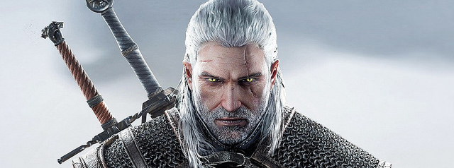 Geralt, The Witcher 3