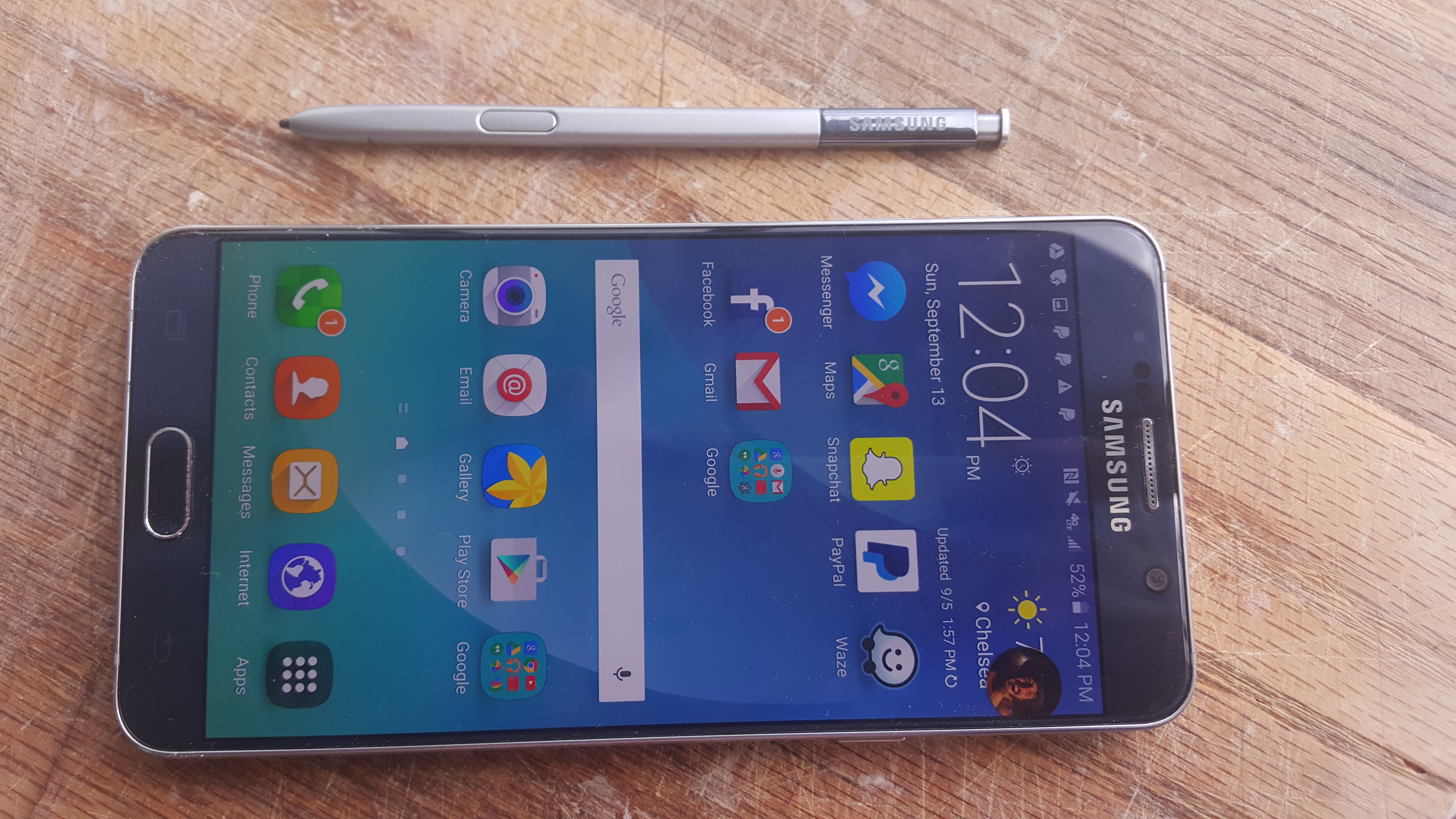 ATT Samsung Galaxy Note 5 Review Why You Should Consider Buying A Phablet