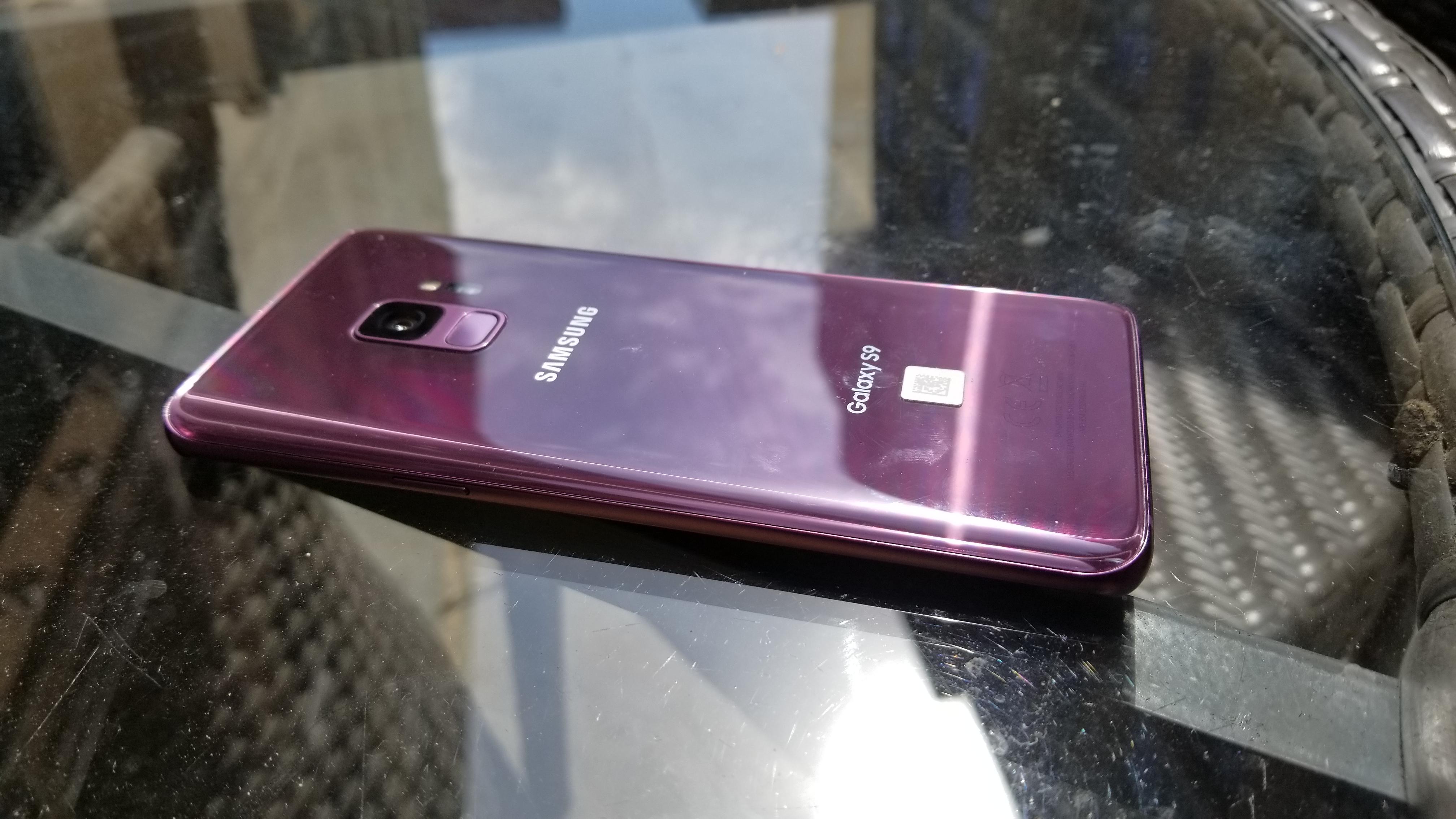 Samsung Galaxy S9 Review on Verizon: How Galaxy Got its